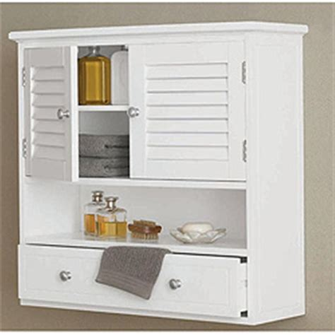 White Bathroom Storage Cabinet White Wall Cabinet For Bathroom Home Furniture Design