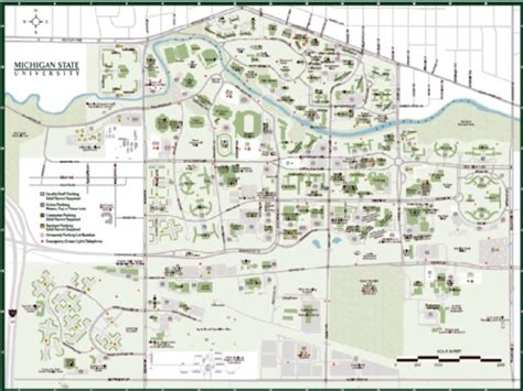msu map ramona webster and kroning s wedding website