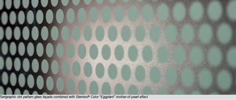 dot pattern on glass serigraphic dot pattern glass fa 231 ade combined with