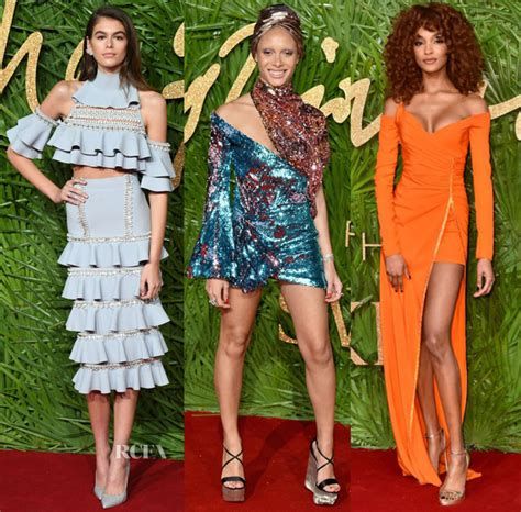 Fashion Awardsthe After by The Fashion Awards 2017 Carpet Roundup Carpet