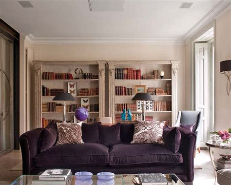purple couch living room purple living room decorating ideas interior home design