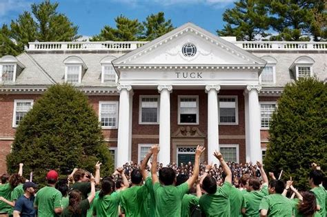 Dartmouth College Mba Application Deadline by Tuck Dartmouth Mba Essay
