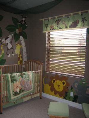Baby Nursery Jungle Theme by Jungle Baby Nursery Theme Safari Nursery Wall Mural Ideas