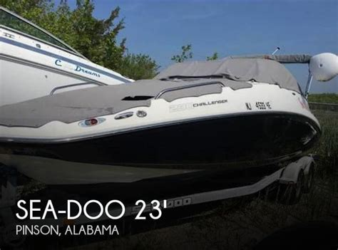 sea doo boats for sale in alabama canceled sea doo 230 challenger se boat in pinson al