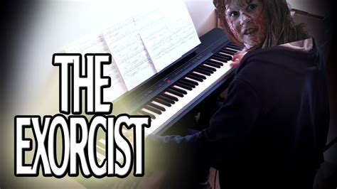 theme song exorcist the exorcist theme piano sheet music free