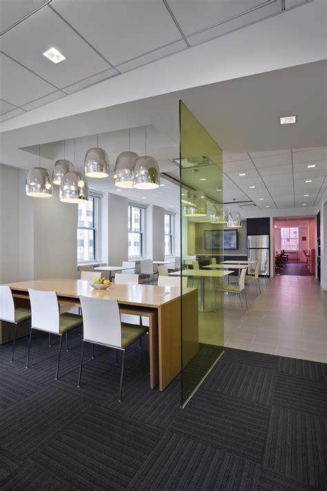 colorful  versatile glass partitions enliven interiors