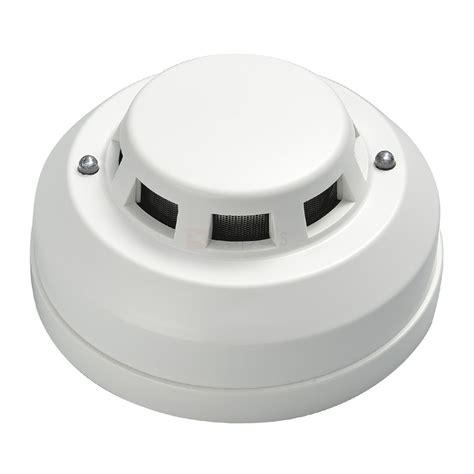 Smoke Detector 1 4 wire photoelectric smoke detector sensor