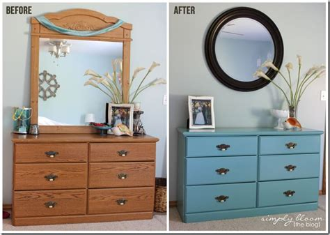 diy chalk paint on laminate painted laminate dresser makeover chalk paint
