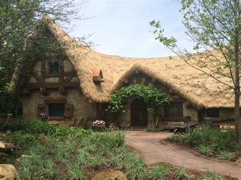 Dwarfs Cottage by Photo Tour Of The Seven Dwarfs Mine Queue Fastpass