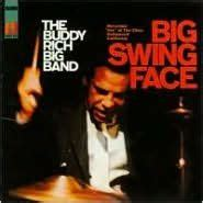 the buddy rich big band big swing face big swing face by buddy rich 724383798926 cd barnes