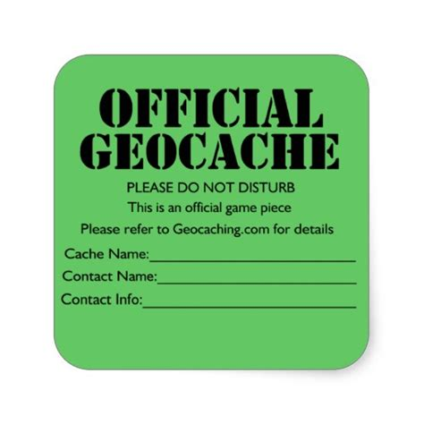 printable geocache labels geocache label printable google search happy