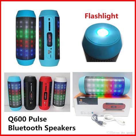 Speaker Bluetooth Q600 new q600 bluetooth speakers portable wireless pulse pills