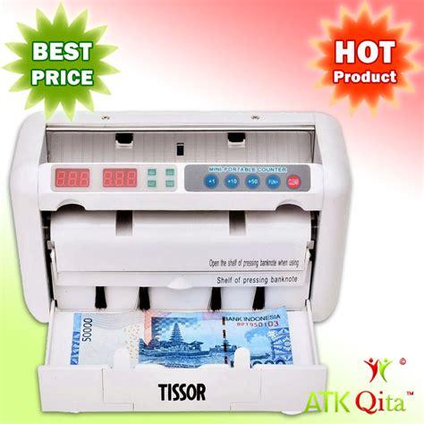 Mesin Laminating Portable mesin penghitung uang dan pendeteksi uang palsu tissor t1030 portable