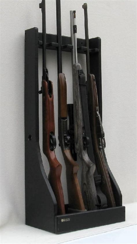 Gun Racks by Vertical Gun Racks Wood Gun Racks