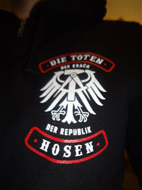 Aufnäher Die Toten Hosen by Selene Niniel Meine Bestellung Bei Der Kauf Mich Gmbh