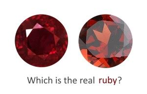 How to tell real gemstones from fake download images photos and
