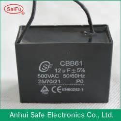 cbb61 fan capacitor suppliers cbb61 capacitor 450v cbb61 capacitor 450v manufacturers and suppliers at everychina