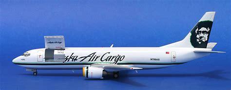 modeler minicraft 1 144 737 400 alaska air cargo