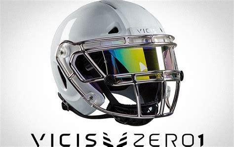 new football helmet design vicis this flexible football helmet absorbs hits like a car