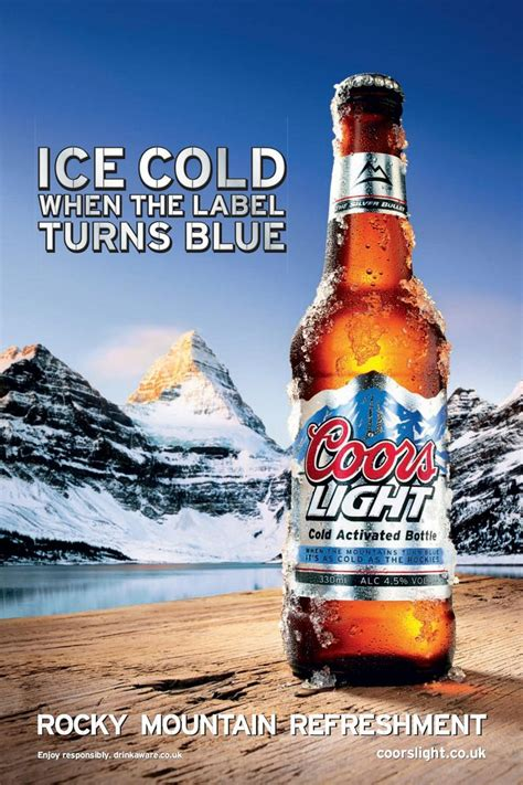 how to drink coors light 177 best images about wine beer liquor spirits advertising