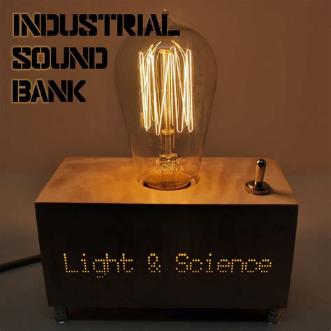 sound bank light and science industrial sound bank