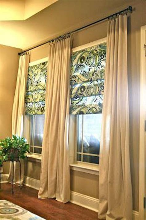make curtains the most 22 cool no sew window curtain ideas amazing diy
