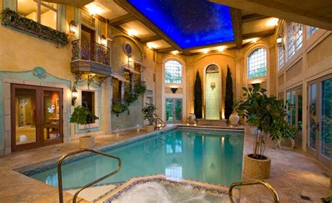indoor home pools 20 amazing indoor swimming pools home design lover