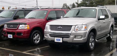 where to buy car manuals 2005 ford explorer on board diagnostic system file 2005 and 2006 ford explorer jpg wikimedia commons