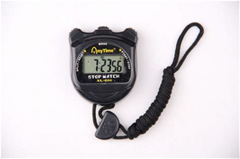 Stopwatch Anytime Xl 11 buy anytime xl 013 digital chronograph sports stopwatch handheld counter timer water resist 1