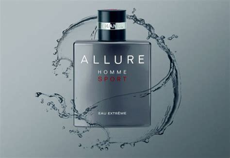 chanel allure homme sport eau extreme  fragrances