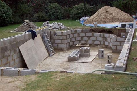 pool block b picture of block swimming pools deluxe concrete swimming pool floor