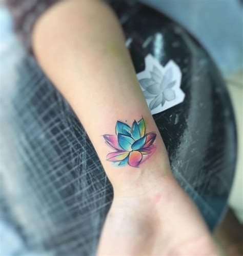 watercolor tattoo essex best 10 mandala flower tattoos ideas on