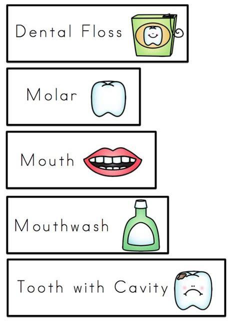 kindergarten activities dental health number names worksheets 187 dental health worksheets for