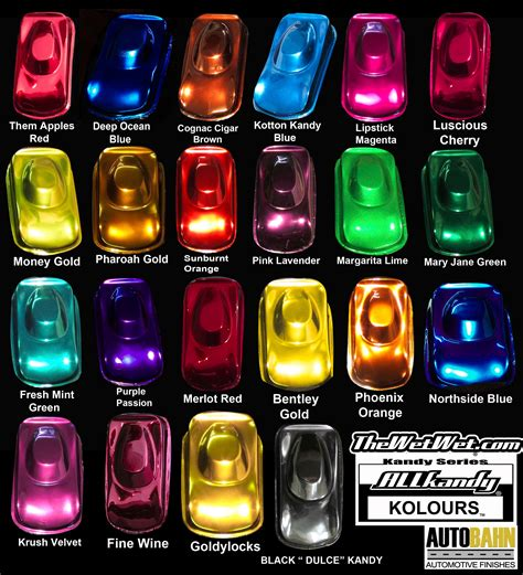 allkandy kolours glowin bases kandy bundles