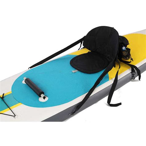 sup kayak seat blue water toys stand up paddle board sup