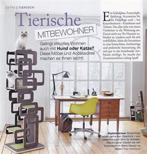 presse design kratzb 228 ume exklusive katzenm 246 bel wohnblock - Wohnideen Dreßen