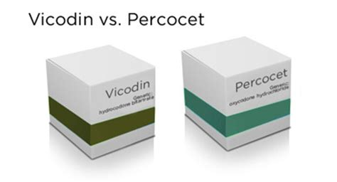 Can Tramadol Help Detox From Oxycodone by Vicodin Vs Percocet For Reduction