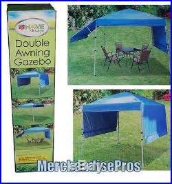 rite aid home design double awning gazebo rite cing tents and canopies