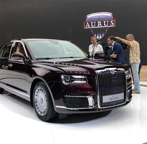 Jetzt Auto Kaufen by Aurus Senat Jetzt Kann Jeder Putins Auto Kaufen Welt