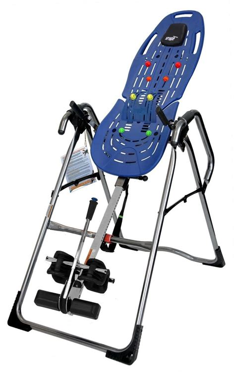 Teeter Hang Up Inversion Table by Teeter Hang Ups Ep 970 Ltd Inversion Table Refurbished