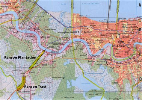 new orleans on map large new orleans maps for free and print high resolution and detailed maps