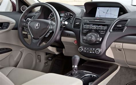 acura inside 2013 acura rdx first test photo gallery motor trend