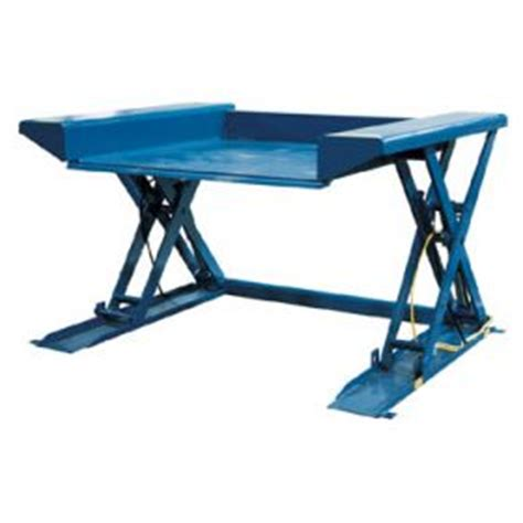 beacon world class ground lift table pallet lifting table
