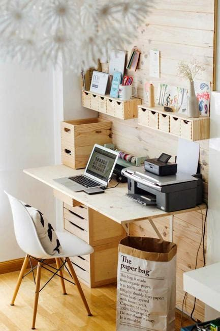 Home Office Design Storage 22 Space Saving Storage Ideas For Small Home