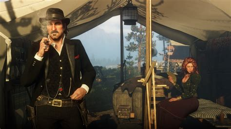 Who Has The Best Look Of Redemption In 2007 by Dead Redemption 2 Looks In New Ps4 Screenshots