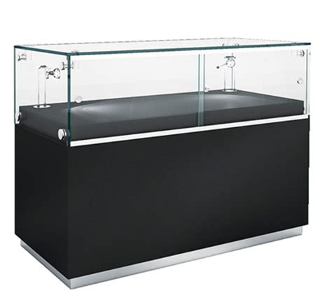 Counter Cabinet by Glass Display Counter Cabinets Custom Made Shopkit Uk