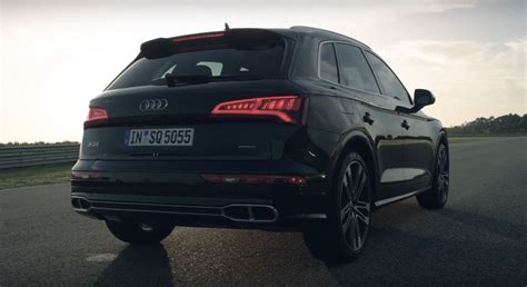 Audi Sq5 Auspuff by Audi Sq5 Exhaust Sound Proves Mexico Now Makes Sportscars
