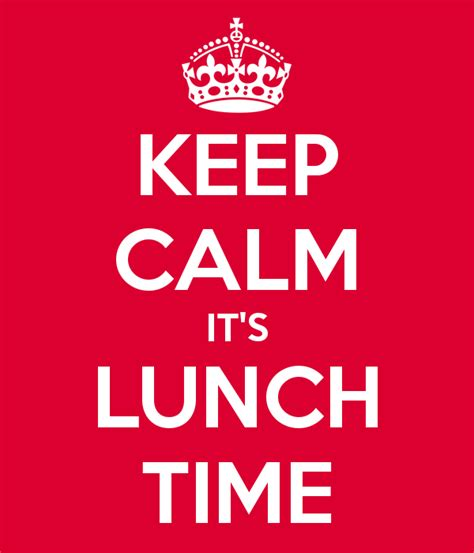 what time is lunch lunch time pictures
