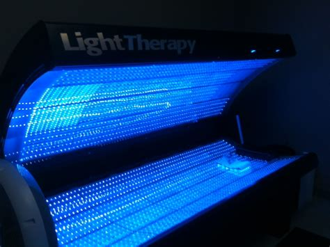 what can a uv light be used for light therapy let s get tan