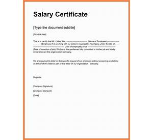 Salary certificate sample uae image collections certificate 66 salary certificate template uae resume biology student 6 salary certificate template uae salary bill format yadclub Images